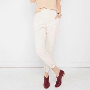 Elizabeth Suzann Clyde Work Pants in Cotton Twill